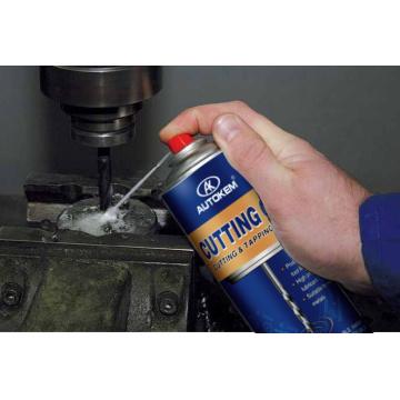 Liquide de coupe à haute performance Autokem, pulvérisateur d'aérosol à l'huile de coupe