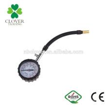 rubber tube Tire Pressure Gauge