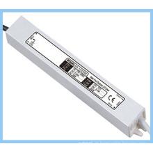 18W wasserdichtes LED-Spg.Versorgungsteil / Eingang 110V ~ 250V Ausgang 24V