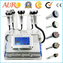 Máquina de belleza de peso de pérdida de grasa de reducción de cavitación infrarroja