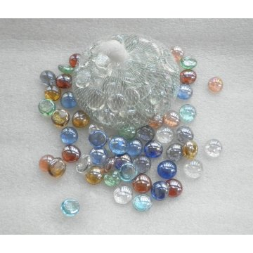 Glass+Gems+Flat+Glass+Beads+For+Home+Decoration