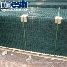 3mm 2x4 3x3 5x5 Square Hot Dip Galvanized PVC Coated Welded Wire Mesh Panel