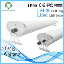 Impermeable 30W LED Tri-Proof Linear Light con 5 años de garantía