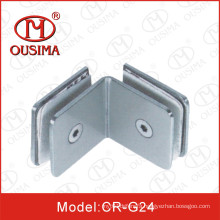 Square 90 Degree Bathroom Partition Handrail Fitting