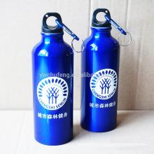 Venda quente boca larga BPA livre de plástico esportes garrafa de água