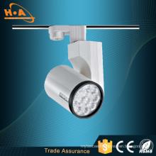 Factory Price PVC Casing Non-Flicker LED Track Light