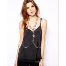 New Fashion Body Chain gemstone Jewelry For Women