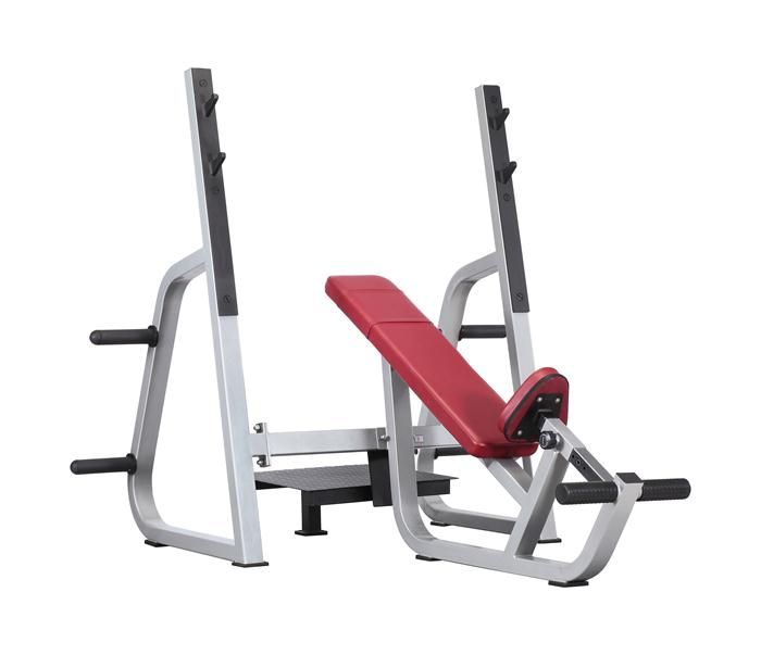 MT-6035 incline bench press