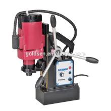 1500W núcleo 12-55mm taco de perforación magnética de 16 mm taladro máquina de perforación magnética GW8080A
