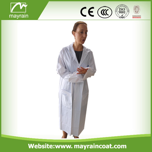 PVC Raincoat for Women and Men