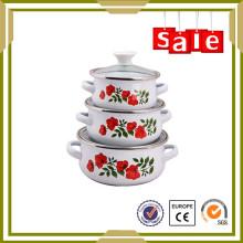 топ quanlity эмалированная посуда аутентичная кухня посуда сделано в Китае