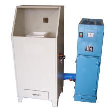 Machine de revêtement à rotor manuel pour lit fluidisé