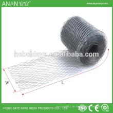 Beton Aluminium Mesh Blatt Spule Mesh in Rolle