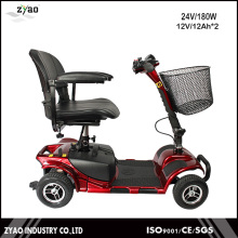 Hot Sale 4 Wheels Electric Mobility Scooter for Old People