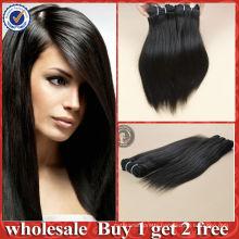 20 inch virgin remy brazilian hair weft wholesale price