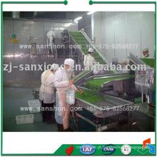 China Máquina de congelação vegetal