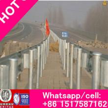 Waveform Low-Cost-Straßenverkehrssicherheit Barrier Lane Barrier Guardrail Zubehör zum Verkauf
