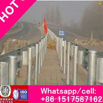 Forma de onda de baixo custo Rodovia Segurança rodoviária Barreira de segurança Faixa de acessórios para guarda-corpo para venda