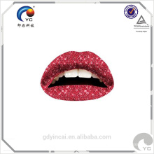 Customized Sexy Lip Decoration Non-toxic Temporary Tattoo Sticker
