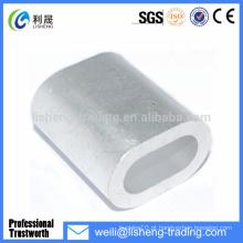Ferragens de fio de alumínio DIN3093 Ferrules