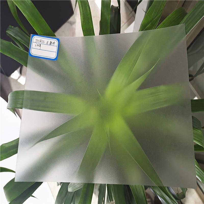 PC Polycarbonate Diffusion Film
