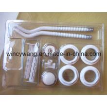 Пластиковая упаковка для оборудования (кв-187)