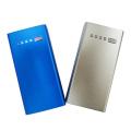 Banco de poder de carregamento rápido do USB universal do metal
