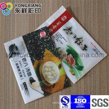 Gefrorene Fleischklöpper Kunststoffverpackung
