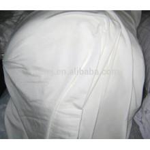 Fábrica de Atacado de Poliéster Algodão 50/50 tecido branco por rolo