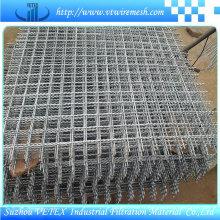 Treillis métallique ondulé en acier inoxydable 304L