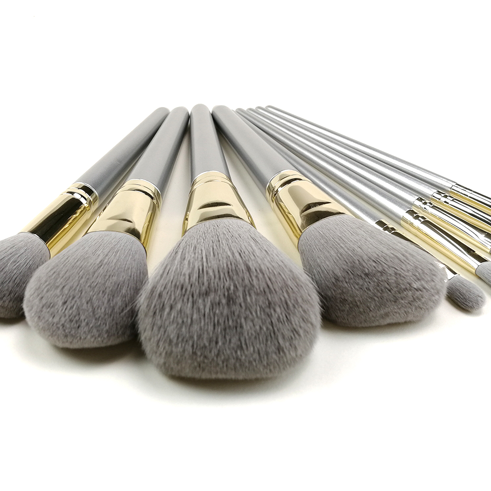 Cosmetics Brushes with Soft hair