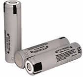 tactical light battery battery Panasonic 18650 NCR BD