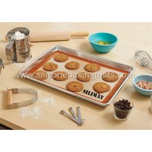 Baking Mat and Cookie Pan Set