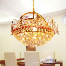 Nouvelle lampe de lustre d'éclairage de style pour le dîner