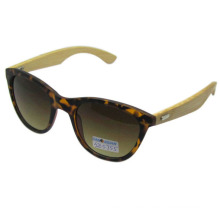 Última tecnología de moda gafas de sol de madera (sz5755)