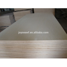 WBP cola melamina contrachapada de alta calidad para muebles y construcción