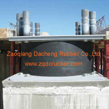 Lead Rubber Bearing for Building Constructions to Pakistan