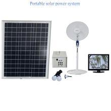 solar electricity generating system for home