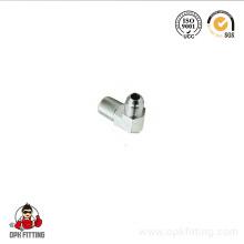Encaixe de rosca de tubo de aço ou aço inoxidável