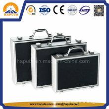 3-in-1 Aluminium Lockable Tool Case with EVA Dividers Inside