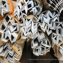 L Aluminium-Winkelstück