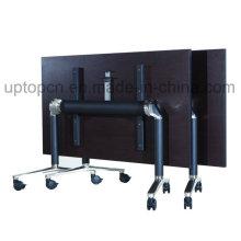 Складной офисный стол с Меламиновой столешницей и металлическим основанием таблицы (СП-FT428)