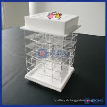 China-Lieferanten-neue vorgestellte Produkte Acryl-spinnender Lippenstift-Halter
