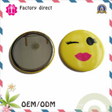 Cheap Wholesale Makeup Mirror Custom Pocket Mirror / Compact Mirror