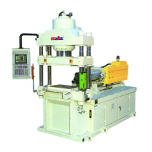 Angle Type Injection Molding Machine