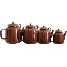 Esmalte África do Sul Tea Pot
