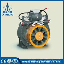 With Elevator Gear Machine Part Of Escalator Driving Machine