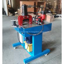 Máquina de procesamiento de barras hidráulicas multifunción