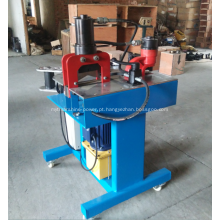 Máquina de processamento de barra hidráulica multifuncional