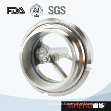 Stainless Steel Sanitary Sight Glass with Light (JN-SG1002)